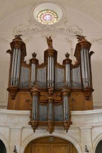 Organ La Rochel - St Sauveur