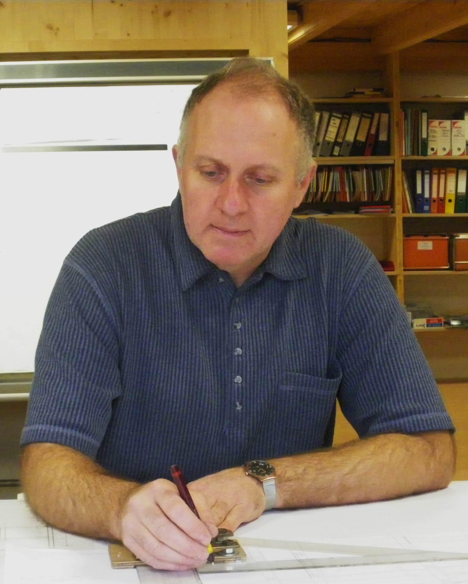 Patrick Armand en 2008