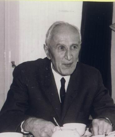 Ernest Muhleisen en 1980