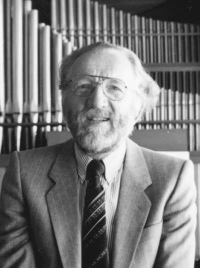 Georges Walther Senior en 1980